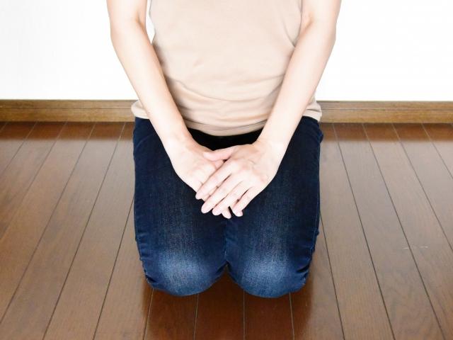 膝下痺れの原因